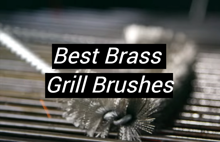 5 Best Brass Grill Brushes