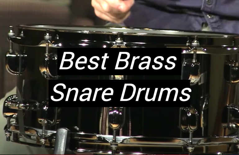 5 Best Brass Snare Drums
