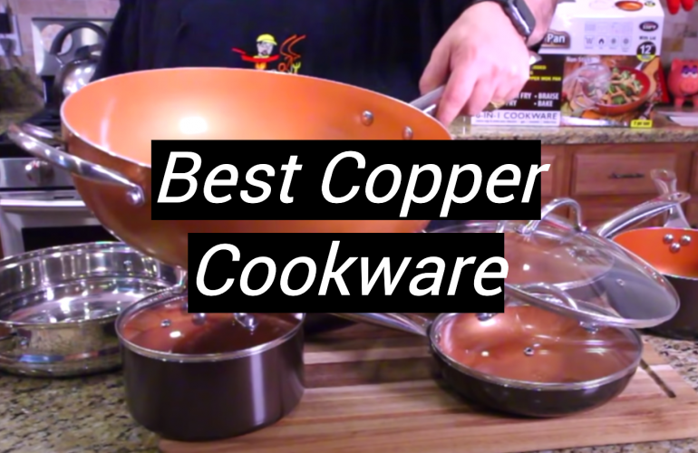 5 Best Copper Cookware