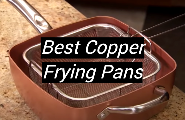 5 Best Copper Frying Pans