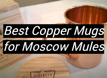 5 Best Copper Mugs for Moscow Mules