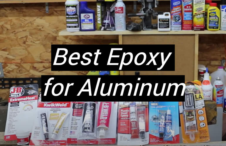 5 Best Epoxy for Aluminum