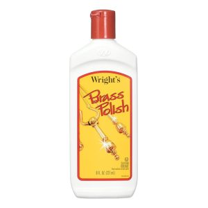 J A Wright Brass Polish Cleaner