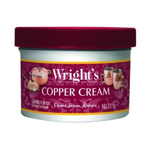 Wrights Copper and Brass Cream Cleaner