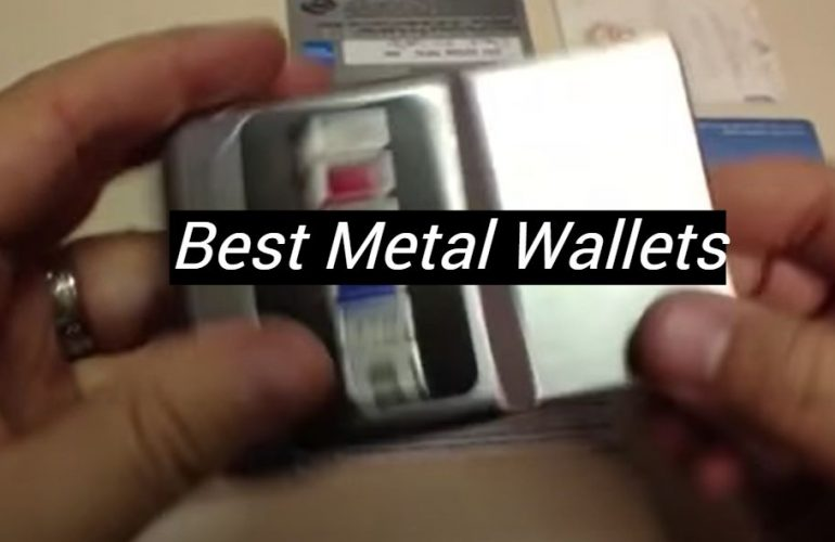5 Best Metal Wallets