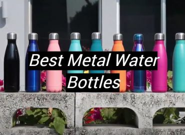 5 Best Metal Water Bottles