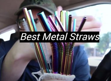5 Best Metal Straws