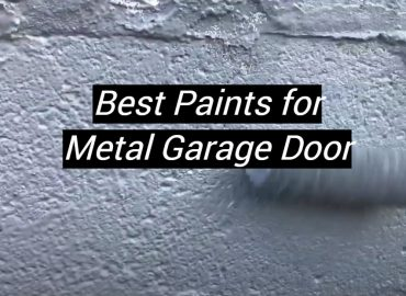 5 Best Paints for Metal Garage Door