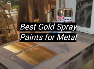 5 Best Gold Spray Paints for Metal