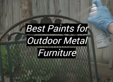 5 Best Paints for Outdoor Metal Furniture
